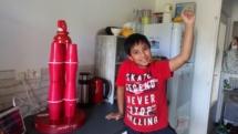 La tour rouge