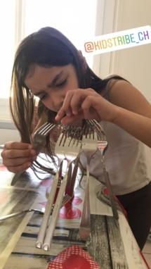 Les fourchettes