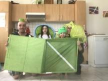 Les boucliers verts