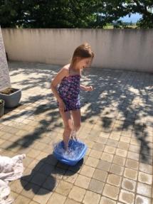 Couper l'eau